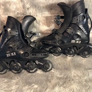 Oxegyn roller blades